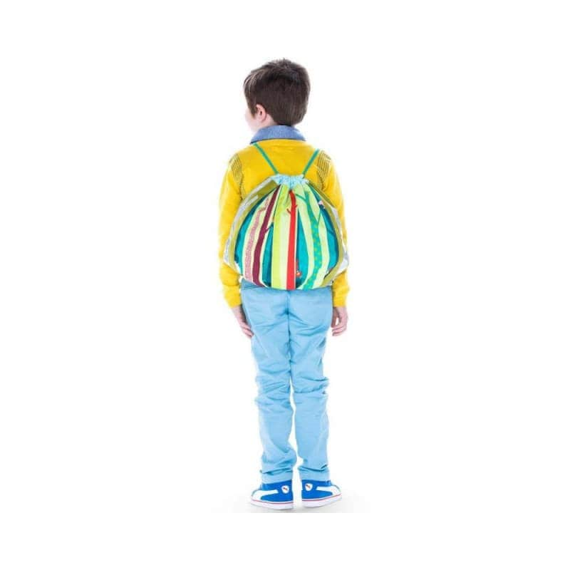 "Детский рюкзак-мешок ""Лес"", Lilliputiens"