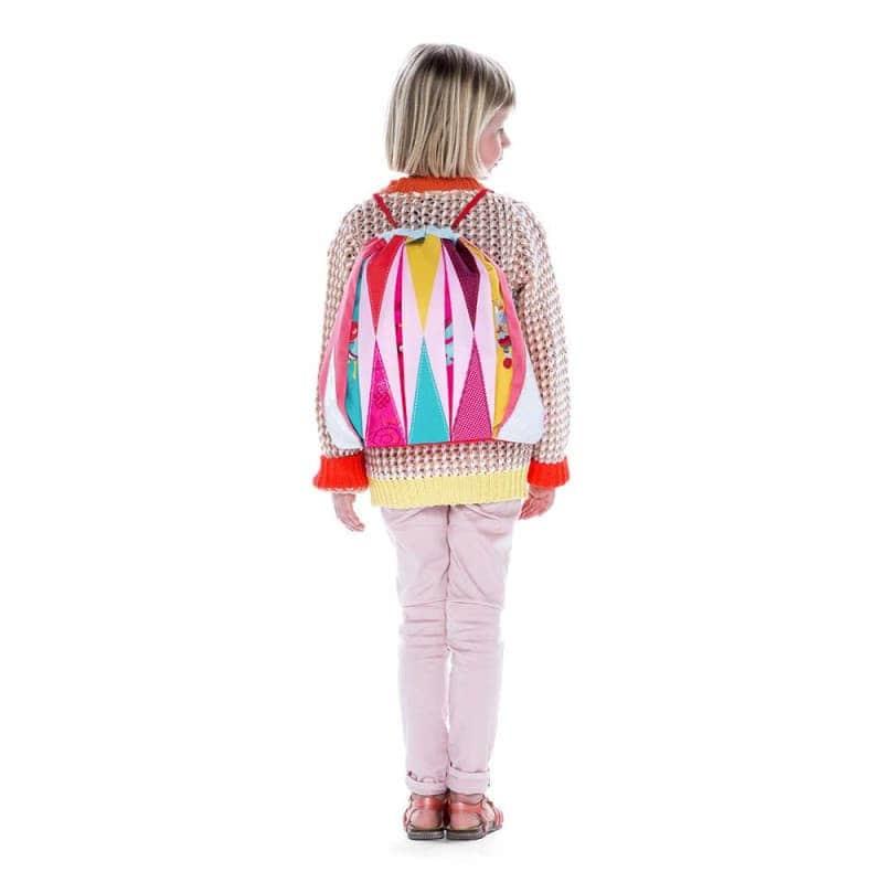 """Детский рюкзак-мешок """"Цирк"""", Lilliputiens"""