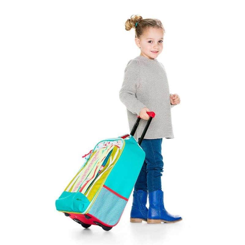 """Детский чемодан """"Лес"""", Lilliputiens"""