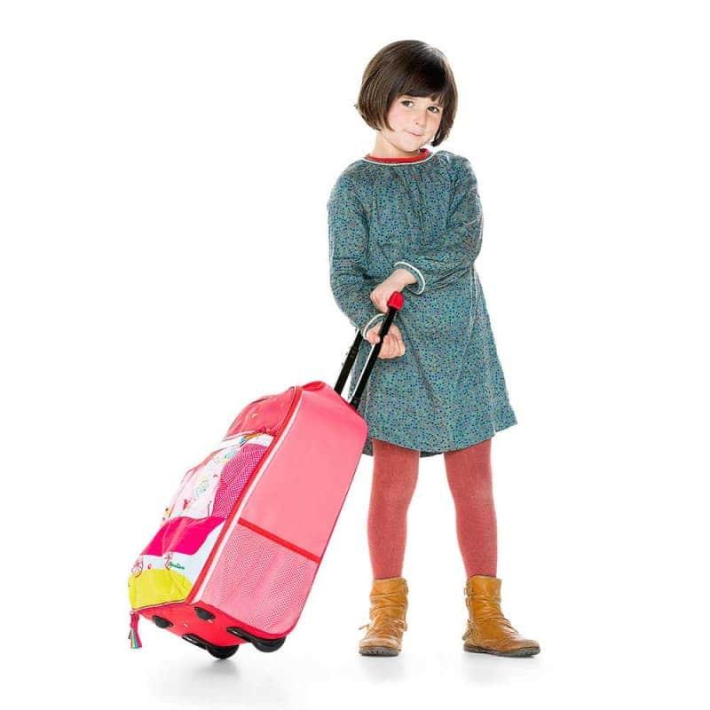"""Детский чемодан """"Цирк"""", Lilliputiens"""