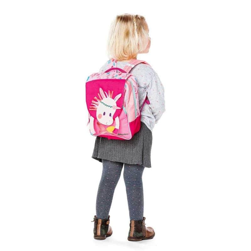 """Дошкольный рюкзак """"Единорог Луиза"""", Lilliputiens"""