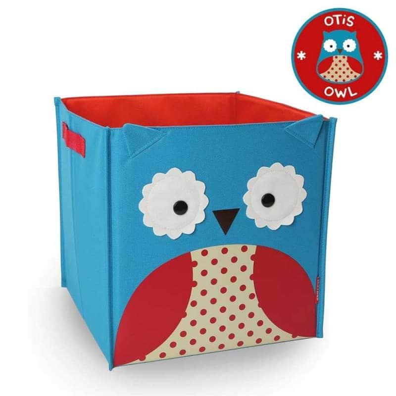 """Коробка для хранения игрушек и вещей Large """"Совенок"""", Skip Hop"""