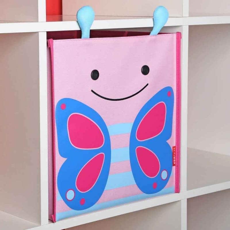 """Коробка для хранения игрушек и вещей Large """"Бабочка"""", Skip Hop"""