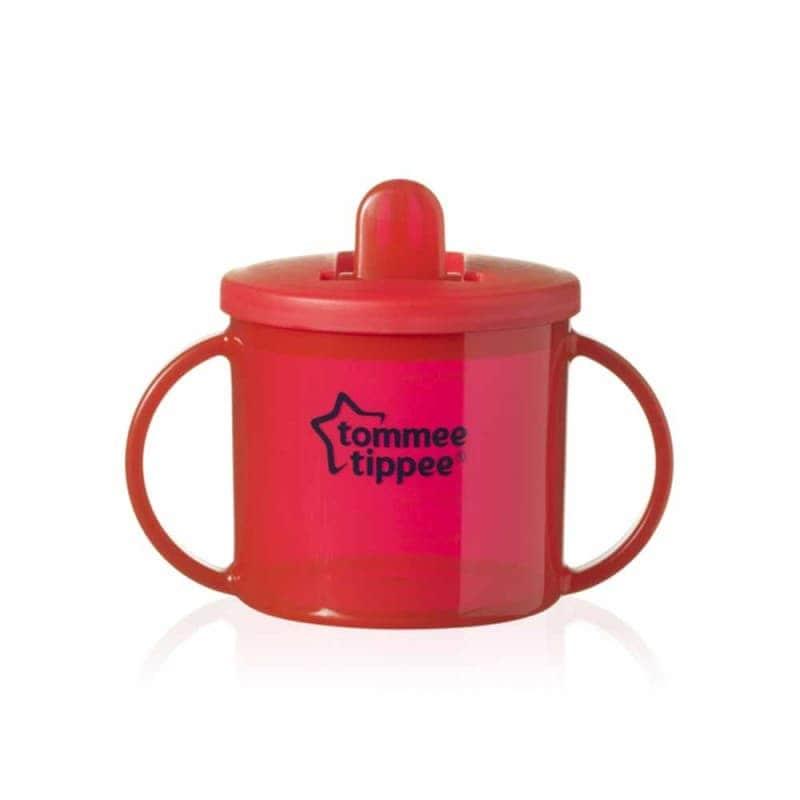 Первая чашка-непроливайка, Tommee Tippee