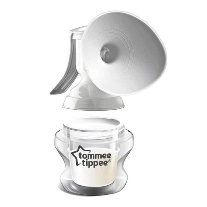 Молокоотсос ручной, Tommee Tippee