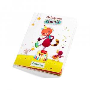 "Картонная книга ""Цирк"", Lilliputiens"