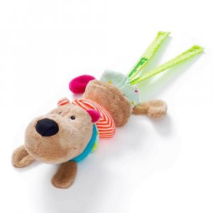 """Маленькая танцующая игрушка """"Медведь Цезарь"""", Lilliputiens"""
