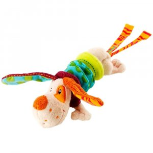 "Маленькая танцующая игрушка ""Собачка Джеф"", Lilliputiens"