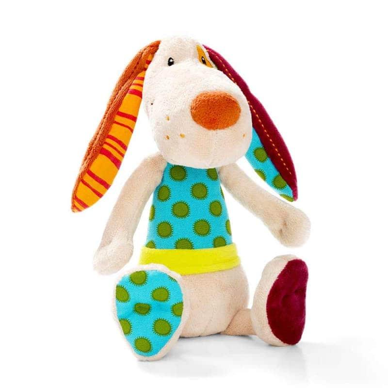 """Мягкая игрушка """"Собачка Джеф"""", Lilliputiens"""