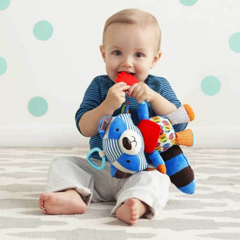 "Развивающая игрушка ""Енот"", Skip Hop"