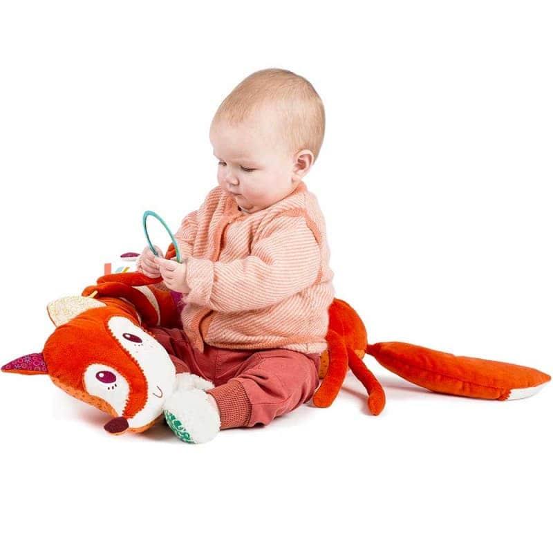 """Подушка-игрушка """"Лисичка Алиса"""", Lilliputiens"""