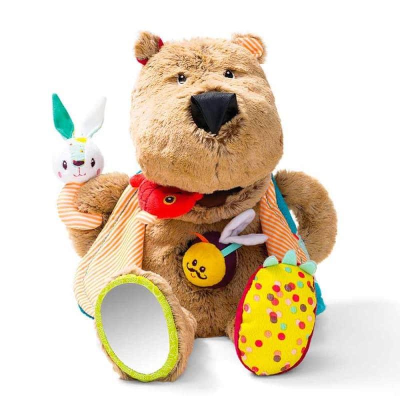 """Развивающая игрушка """"Медведь Цезарь"""", Lilliputiens"""