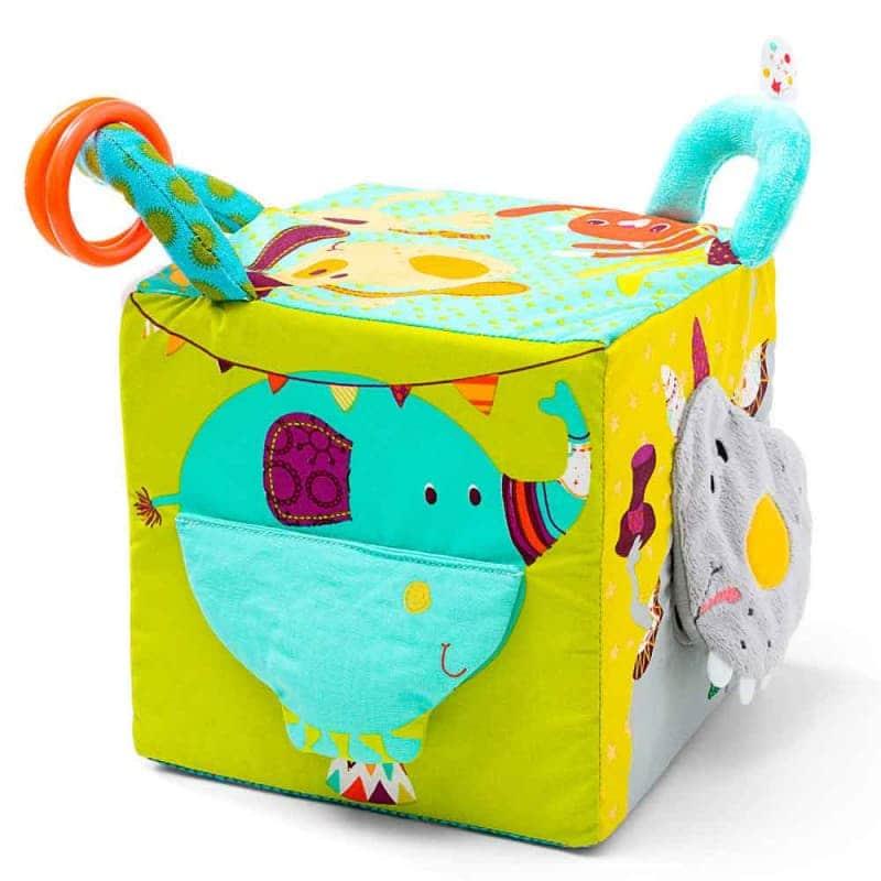 "Развивающий куб ""Цирк"", Lilliputiens"
