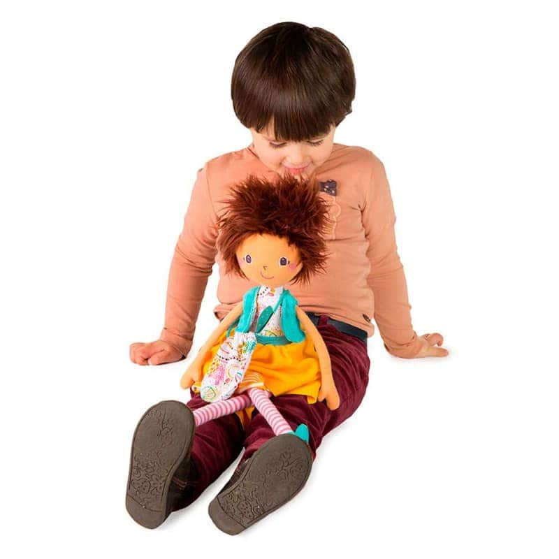 """Цирковая кукла """"Мона"""", Lilliputiens"""