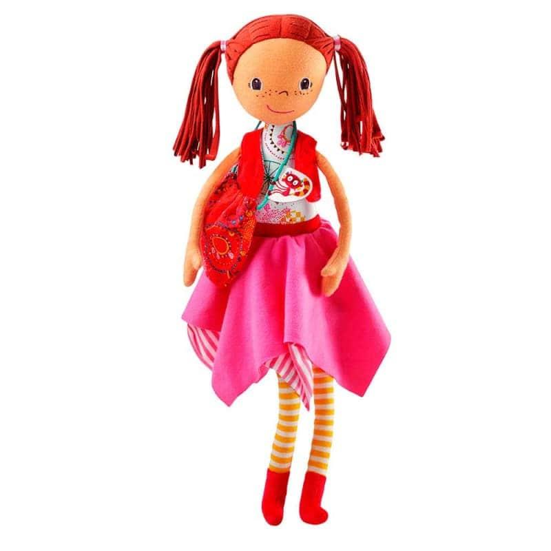 "Цирковая кукла ""Ольга"", Lilliputiens"