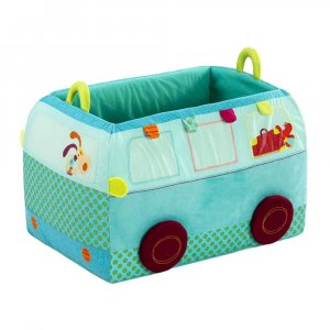 """Ящик для игрушек """"Собачка Джеф"""", Lilliputiens"""