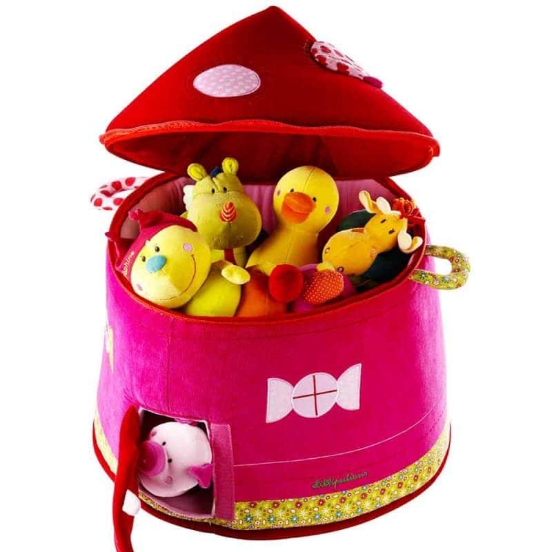 """Ящик для игрушек """"Фея Лиза"""", Lilliputiens"""