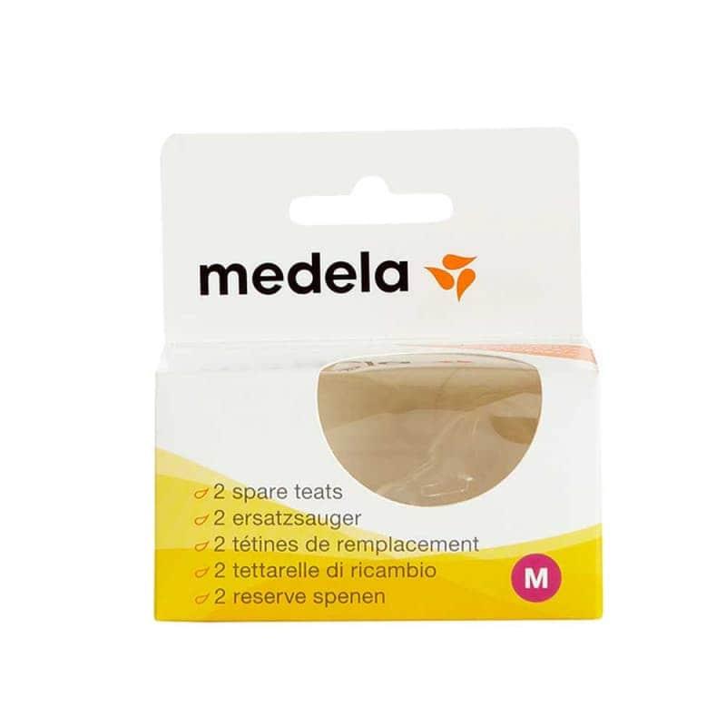 Силиконовая соска, Medela