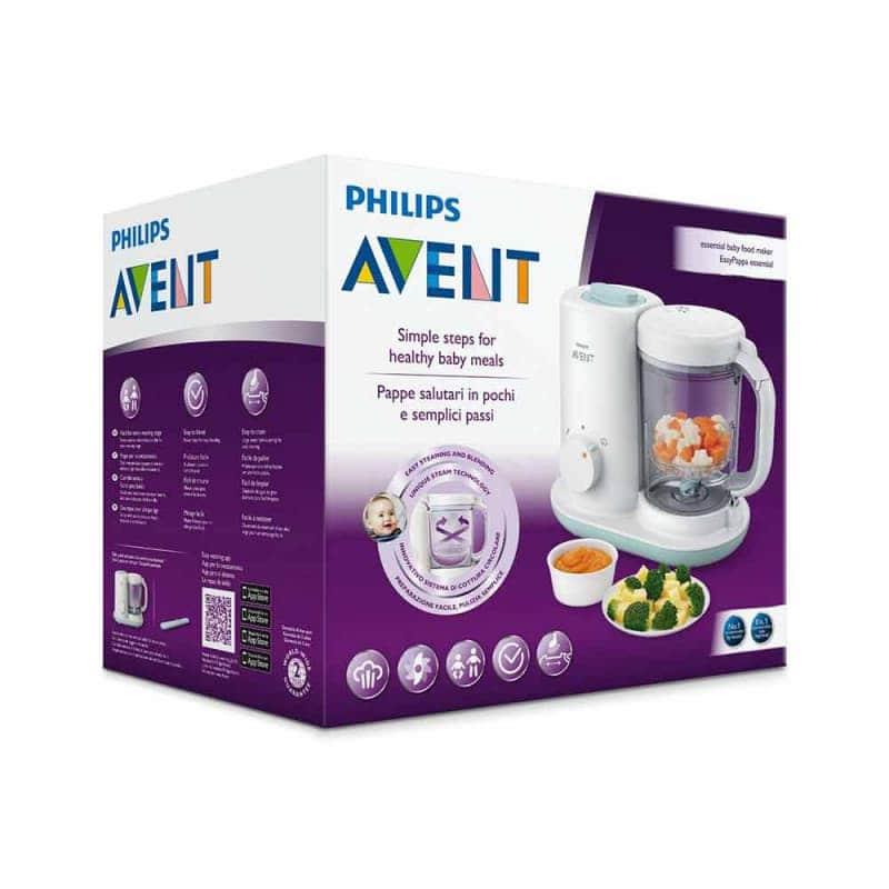 "Пароварка-блендер ""Essential"", Philips AVENT"