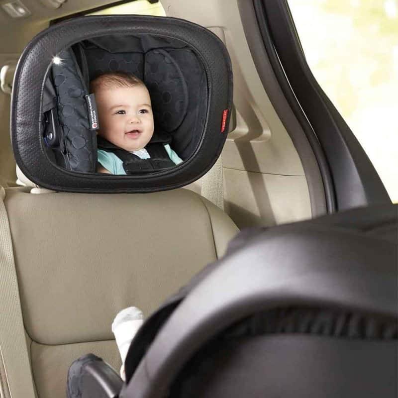 Детское зеркало в машину, Skip Hop