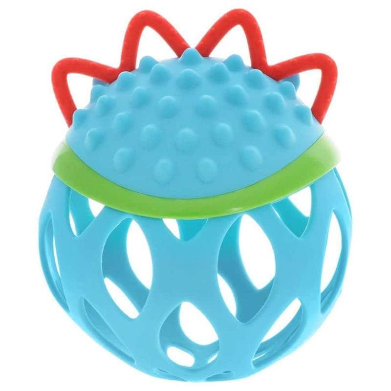 """Развивающий шар-погремушка """"Ежик"""", Skip Hop"""