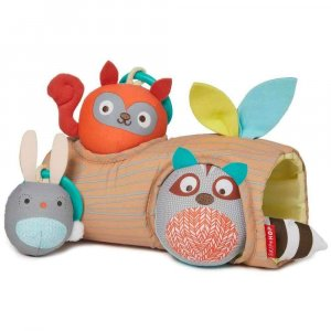 """Мягкая игрушка-сортер """"Жители сказочного леса"""", Skip Hop"""