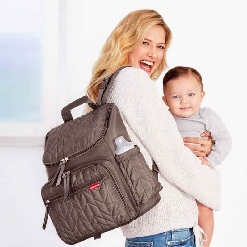 "Рюкзак для мамы ""Forma"" Latte, Skip Hop"
