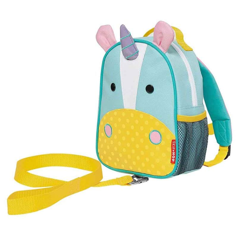 "Рюкзак с ремешком безопасности ""Единорог"", Skip Hop"