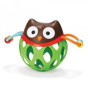 "Развивающий шар-погремушка ""Совёнок"", Skip Hop"