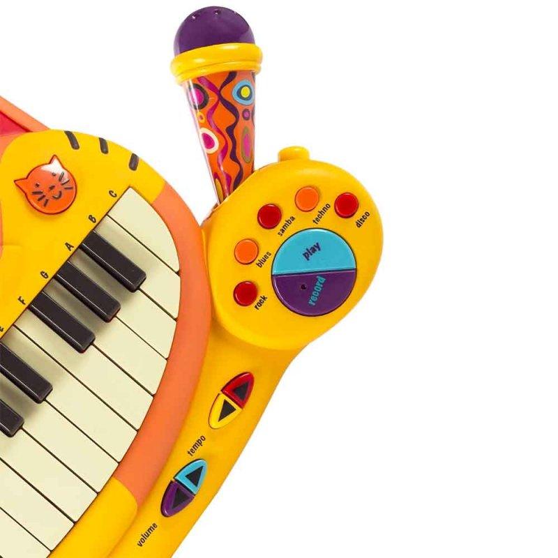 """Музыкальная игрушка """"Котофон"""", Battat"""