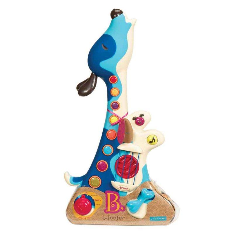 """Музыкальная игрушка """"Пес-гитарист"""", Battat"""