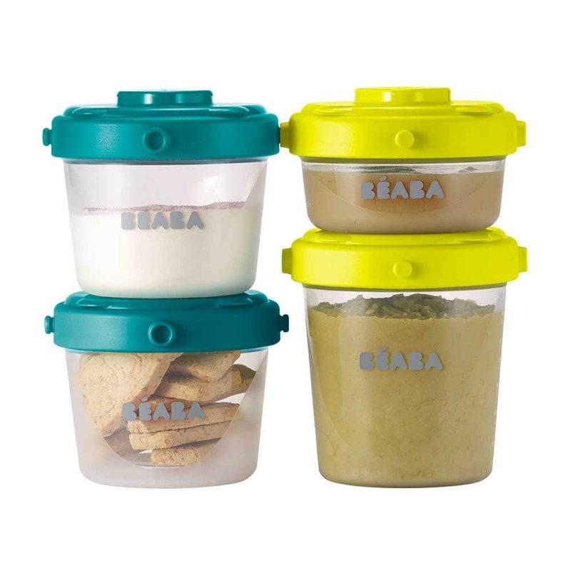 Набор контейнеров для хранения (6 шт.), Beaba