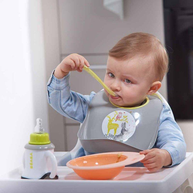 """Детская тарелка """"Ellipse"""", Beaba"""