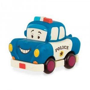 """Инерционная машинка """"Полиция"""", Battat"""