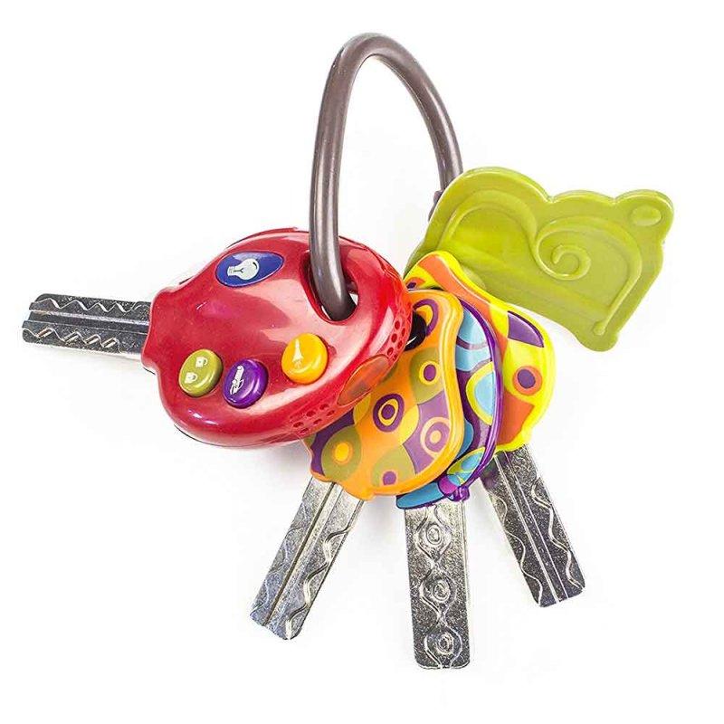 """Развивающая игрушка """"Супер-ключики"""", Battat"""