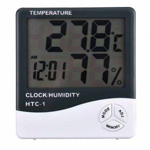 """Цифровой термометр-гигрометр """"HTC-1"""""""