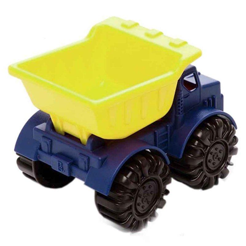 Игрушка для игры с песком Мини-самосвал, Battat