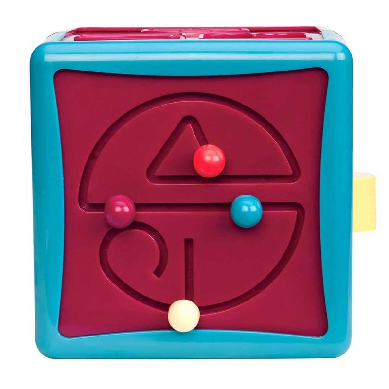 """Развивающая игрушка """"Сортер умный куб"""", Battat"""