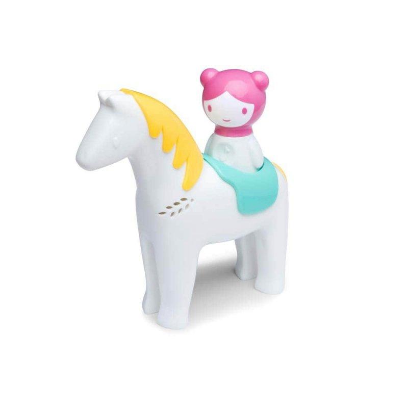 "Игрушка ""Конь и девочка"", KID O"