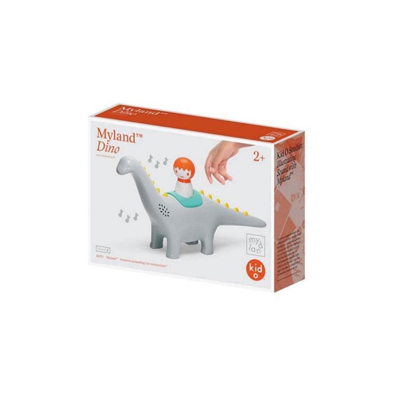 "Игрушка ""Динозавр и малыш"", KID O"