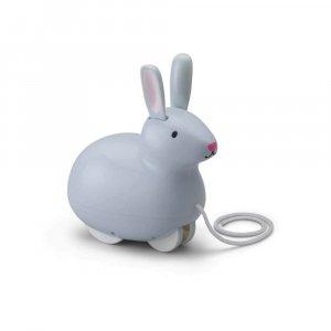 """Каталка на веревке """"Прыгающий кролик"""", KID O"""
