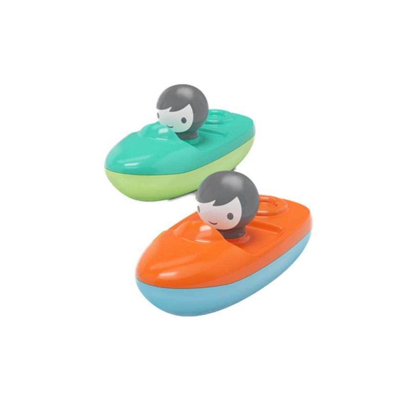 """Игрушка для игры в воде """"Быстроходная мини-лодка"""", KID O"""