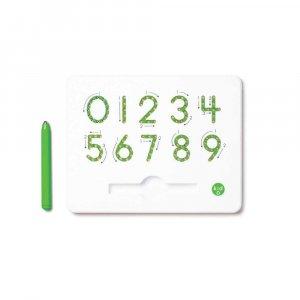 Магнитная доска для изучения цифр от 0 до 9, KID O