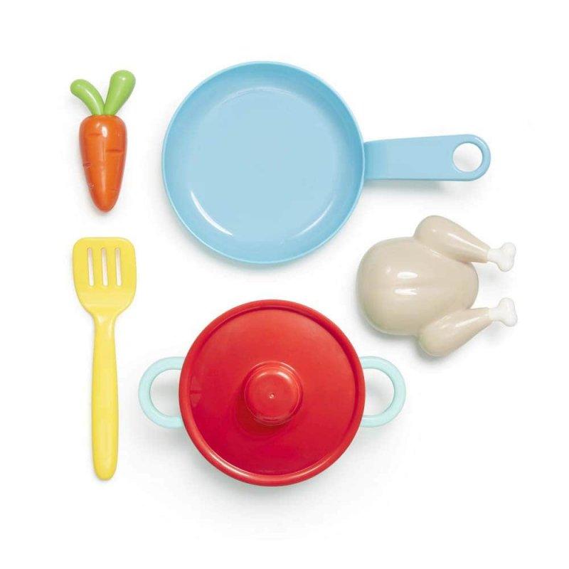 """Игровой набор посуды """"Обед"""", KID O"""