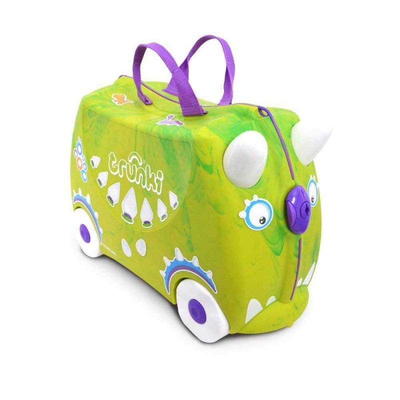 "Детский чемодан ""Trunkisaurus Rex"", Trunki"