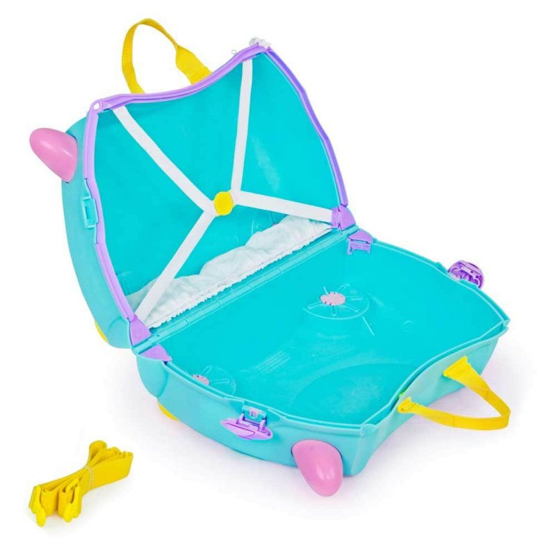 """Детский чемодан """"Una the Unicorn"""", Trunki"""
