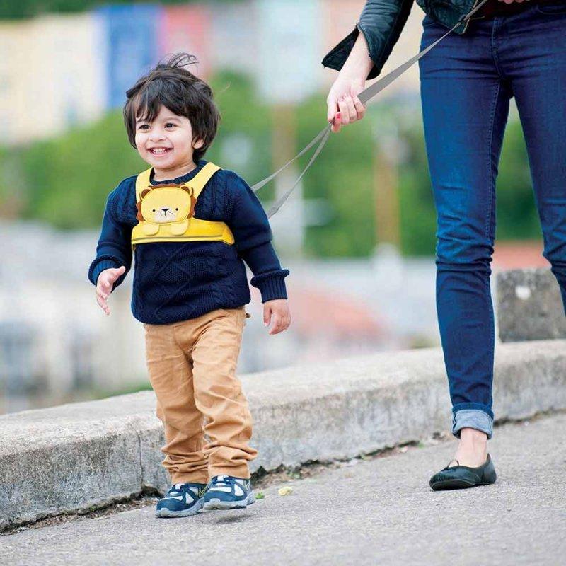 """Детские вожжи """"Yellow Leeroy"""", Trunki"""