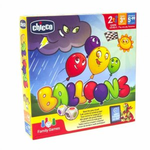 "Настольная игра ""Balloons"", Chicco"