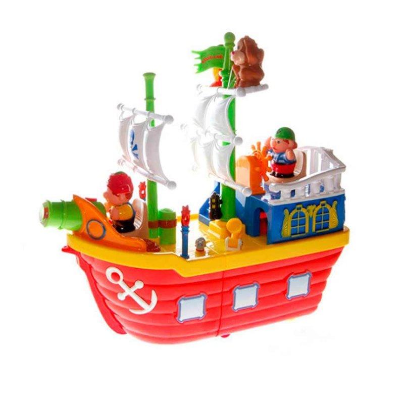 """Игровой набор """"Пиратский корабль"""", Kiddieland"""