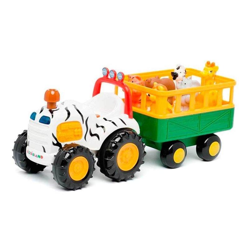 "Игровой набор ""Трактор Сафари"", Kiddieland"